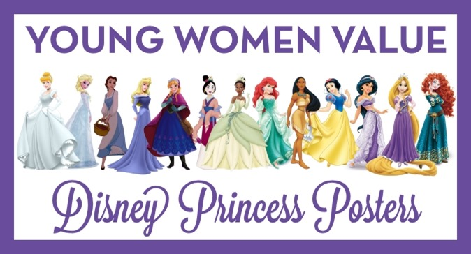 NEW Young Women Value Disney Princess Posters | Free Download