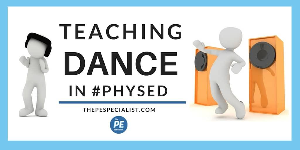 Teaching Dance in PE