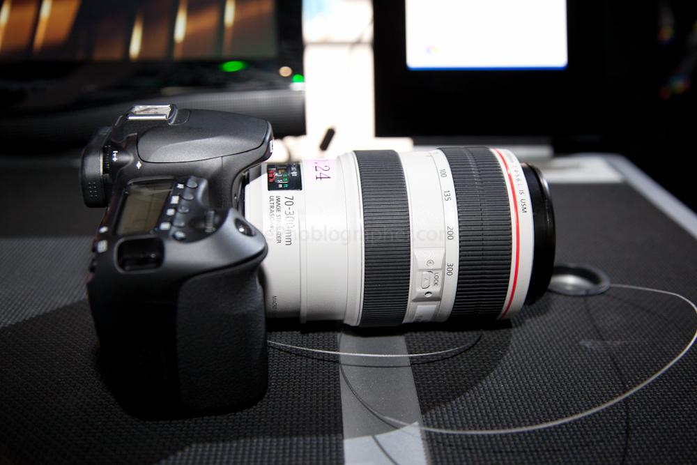 Chris Gampat Canon EXPO 2010 ThePhoblographer Zoom lenses (6 of 9)