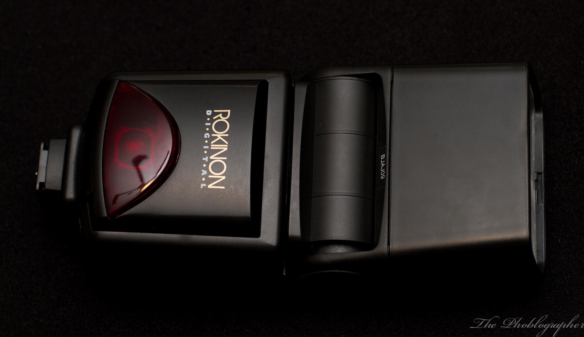 Chris Gampat The Phoblographer rokinon flash product shots (1 of 5)