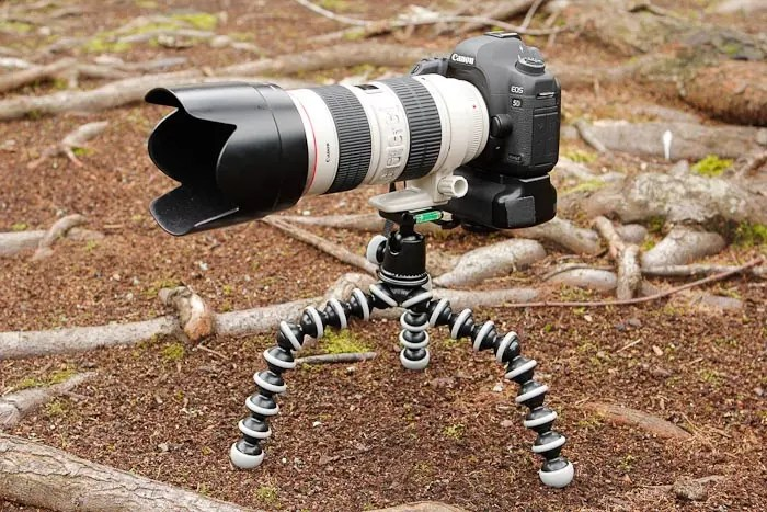 GorillaPod SLR-Zoom