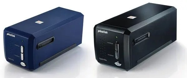 The new Plustek OpticFilm 8100 and 8200i 35mm film scanners