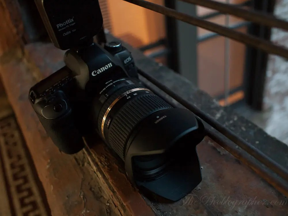 Chris Gampat The Phoblographer Tamron 24-70mm f2.8 VC II review photos product photos (4 of 10)