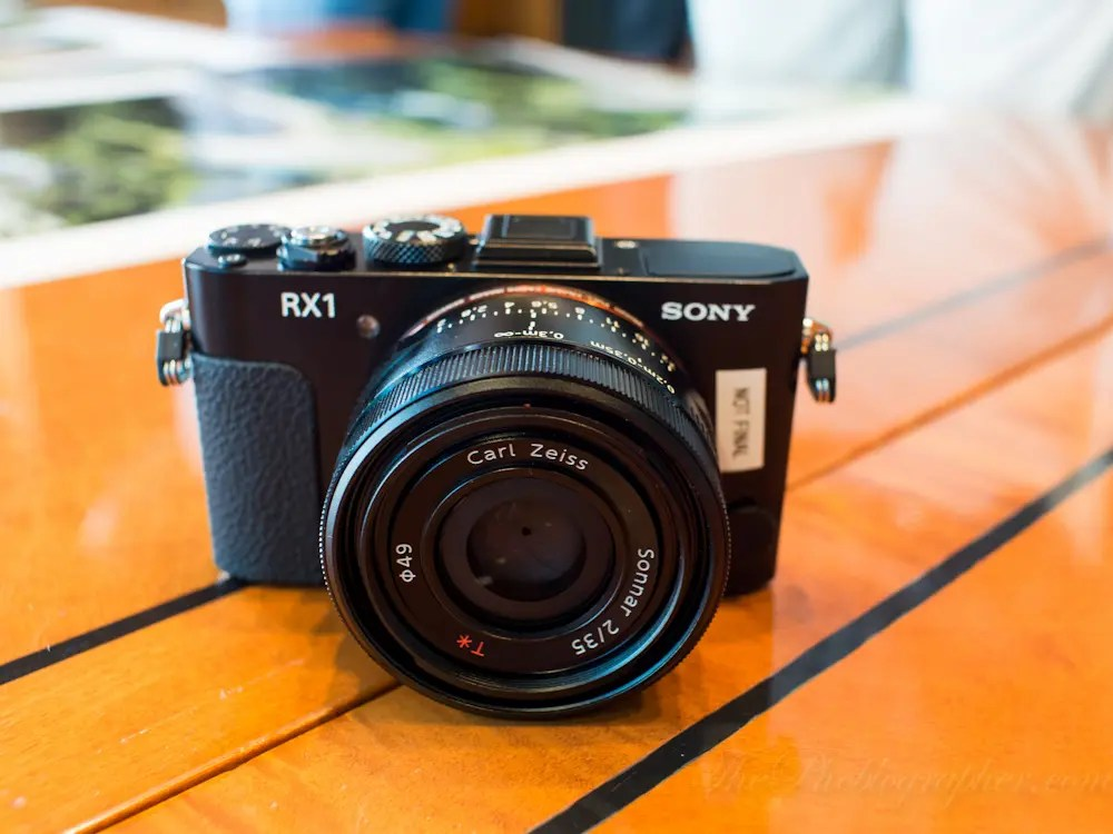 Chris Gampat The Phoblographer Sony Rx1 hands on review  (2 of 8)ISO 400