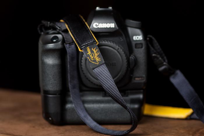 Wapiti Camera Strap