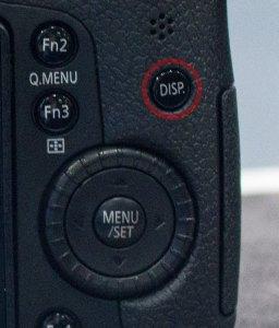 GH3 Display Button