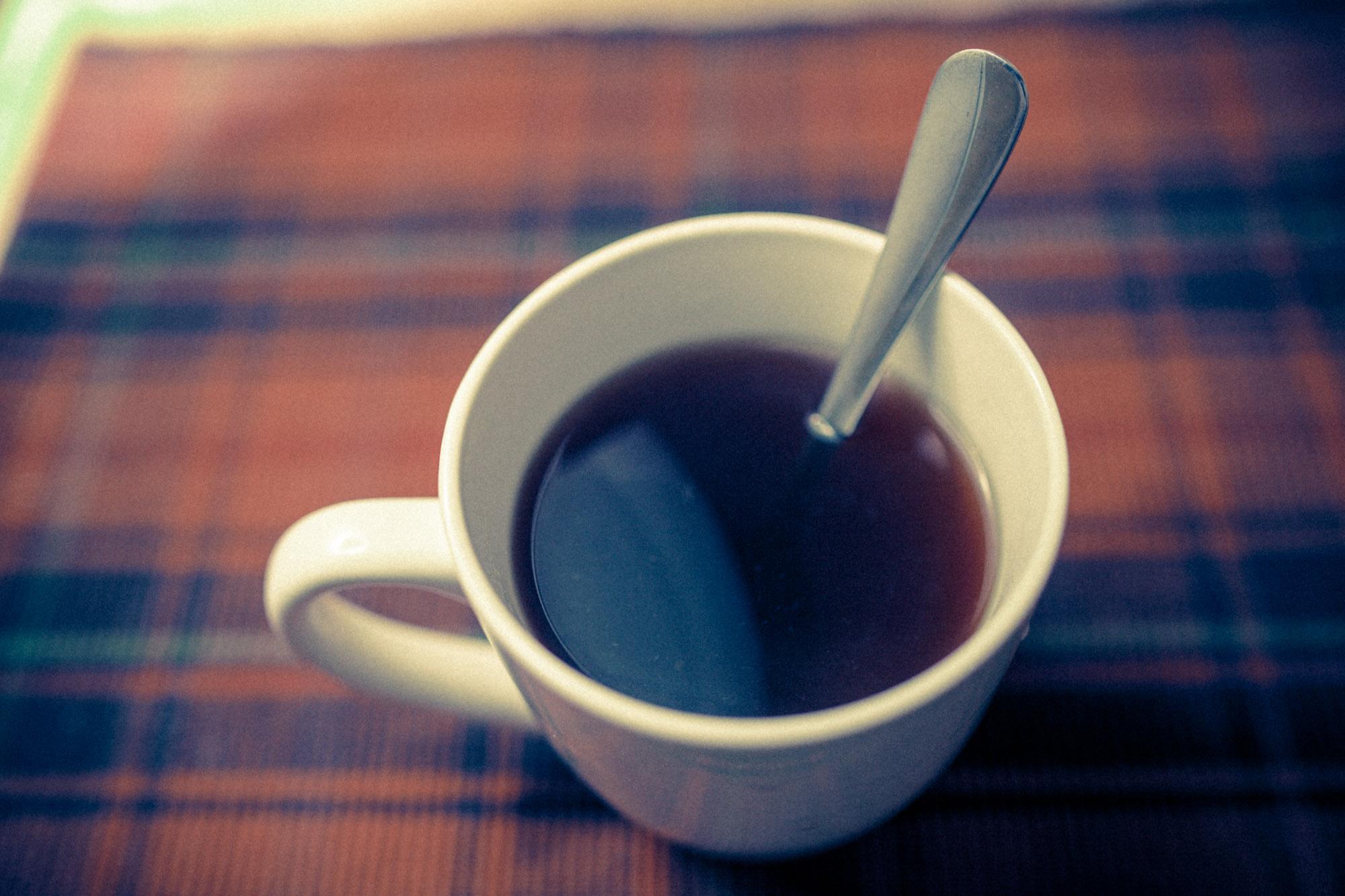 Chris Gampat Digital Camera Review Red Tea image (1 of 1)ISO 4001-80 sec at f - 2.0