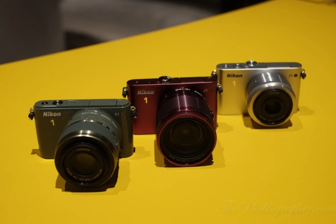 Chris Gampat The Phoblographer Nikon D5200 S1 and J3 first impressions CES 2013 (7 of 17)ISO 16001-450 sec at f - 4.0
