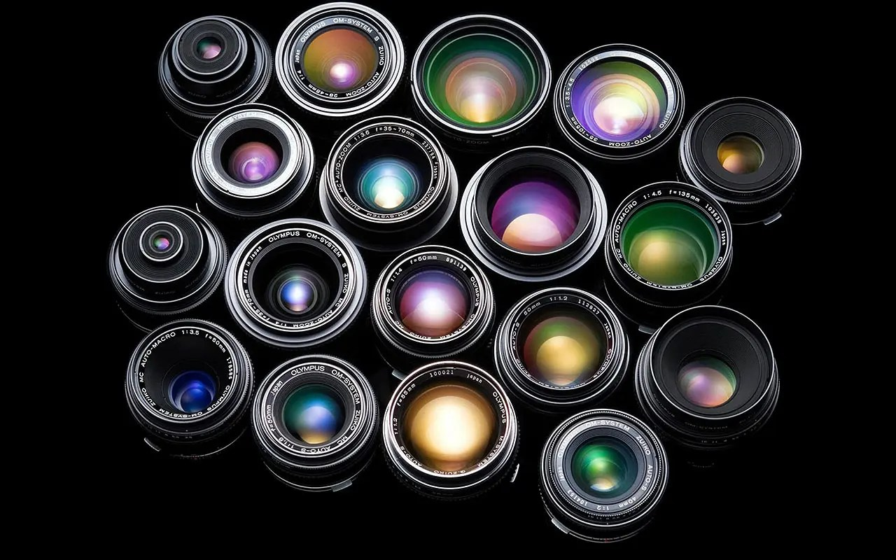 Olympus Lens Collection