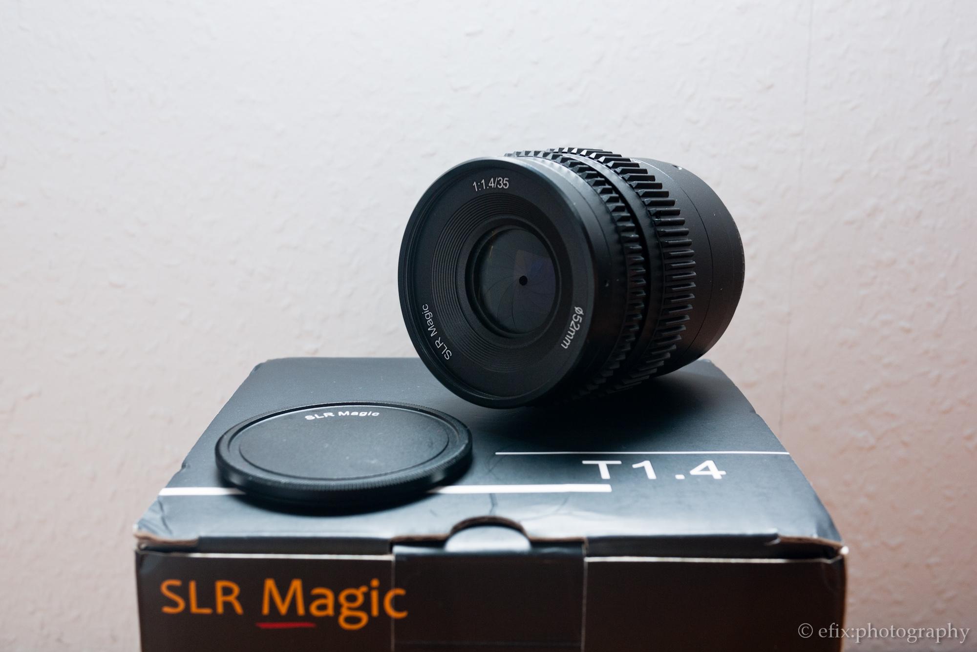 Felix Esser The Phoblographer SLR Magic 35mm T1.4