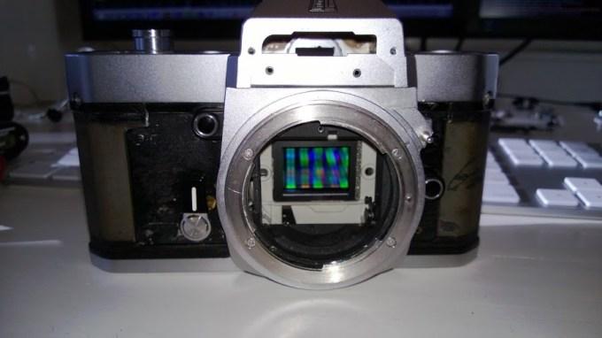 Sony Nikkormat