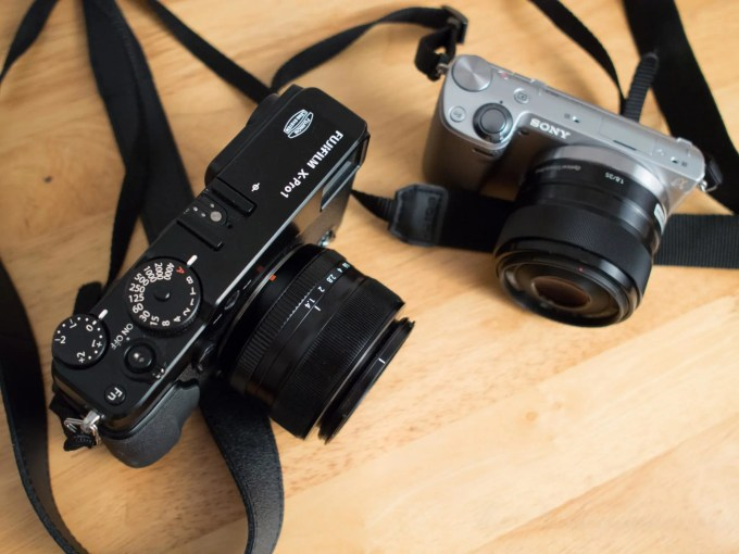 Chris Gampat The Phoblographer Fujifilm 35mm f1.4 vs Sony 35mm f1.8 lead photo (1 of 1)ISO 20001-60 sec at f - 2.8