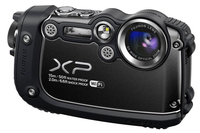 XP200_Black_Front_Left
