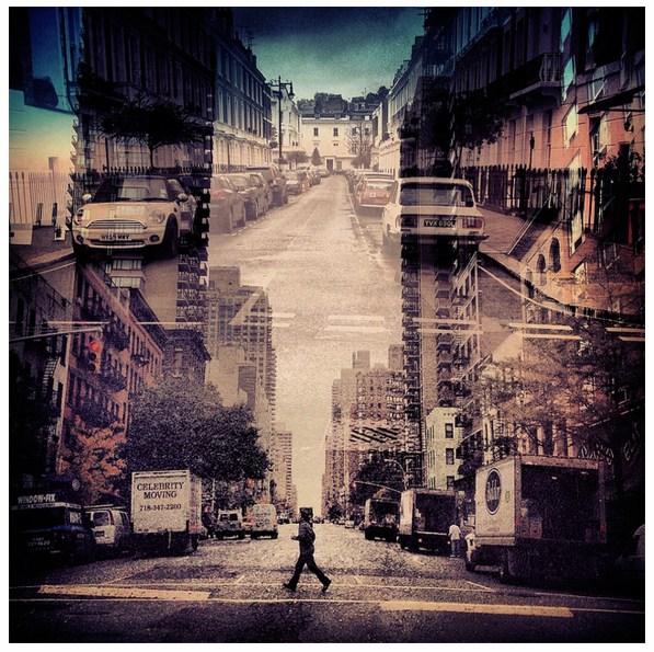 Daniella Zalcman's New York and London Juxtaposition Photos (1 of 1)