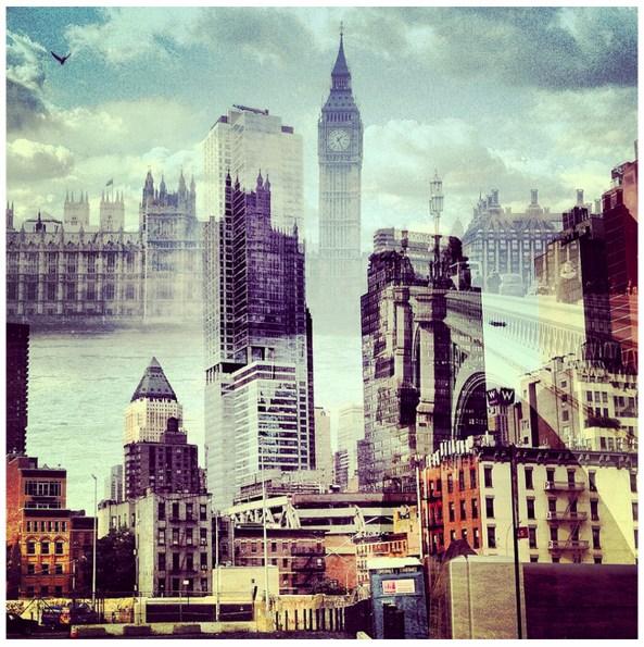 Daniella Zalcman's New York and London Juxtaposition Photos (3 of 13)