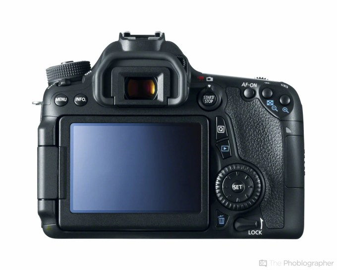 Chris Gampat The Phoblographer Canon 70D product images for announcement (1 of 6)