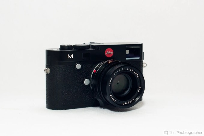 Felix Esser The Phoblographer Leica M Typ 240 Review Front Slanted View