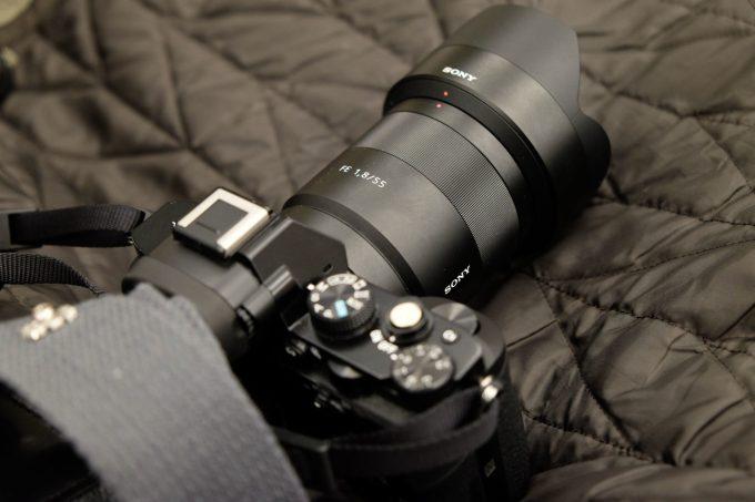 julius motal the phoblographer sony 55mm 1.8