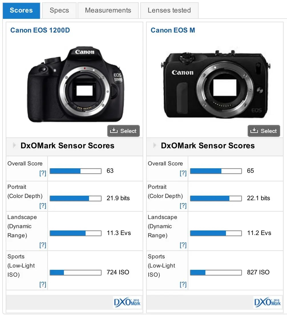 Fullsize Of Nikon D3300 Vs Canon T5