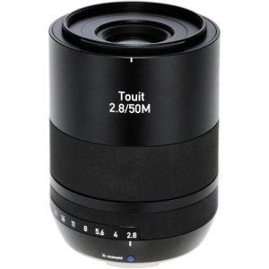 Zeiss Touit 50mm f:2.8M Lens