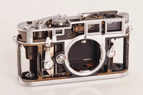Antique Leica Cutaway Film Leica Cameras To Start Out Leica Film Cameras Sale Leica Film Camera Singapore