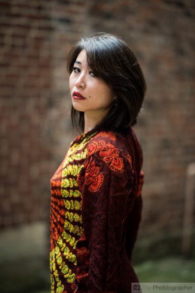 Model: Lulu Geng