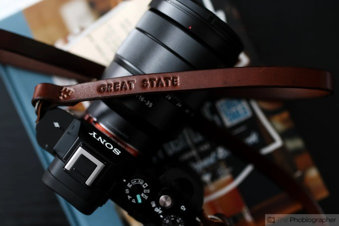 Chris Gampat The Phoblographer Great State Classic Skinny strap review images (1 of 8)ISO 1001-100 sec at f - 2.0