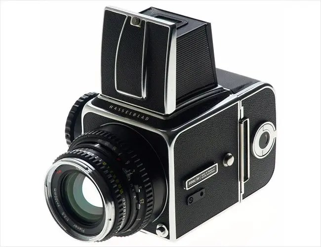 Vintage Looking Digital Camera 69