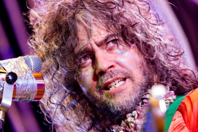 The Flaming Lips playing for a sold out crowd at The Pageant in St. Louis on June 10th, 2014.