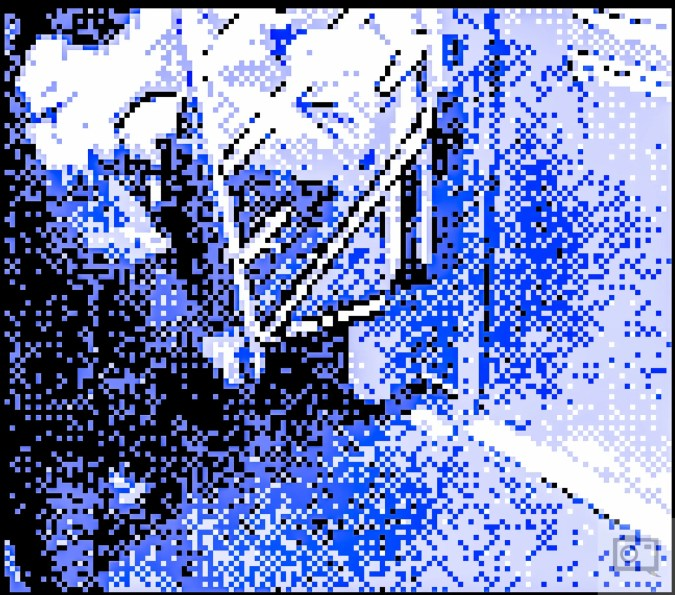 Chris Gampat The Phoblographer Game Boy Camera review samples (5 of 6)
