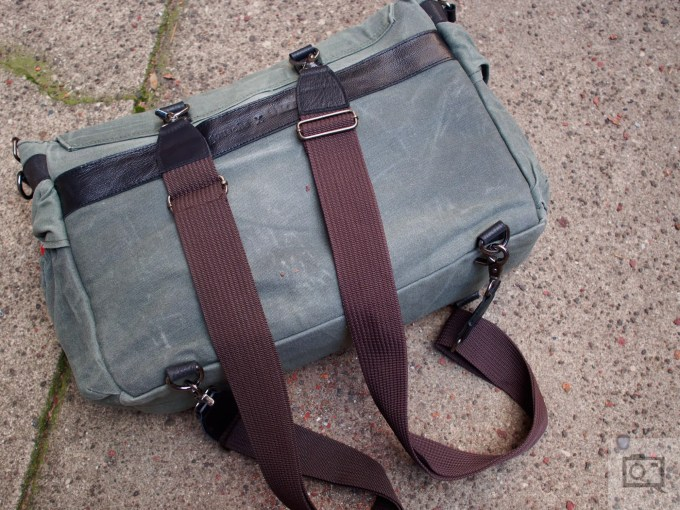 Chris Gampat The Phoblographer QamaySF All In One Waxed Canvas X Grid Bag review product images (11 of 11)ISO 2001-250 sec at f - 2.8