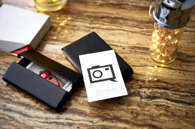Review Moo\u0027s NFC Business Cards for Photographers