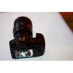 Small Crop Of Canon Mirrorless Camera