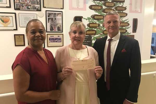 Pink Ladies Volunteer Corps Donate $10,000 - News, The Pines