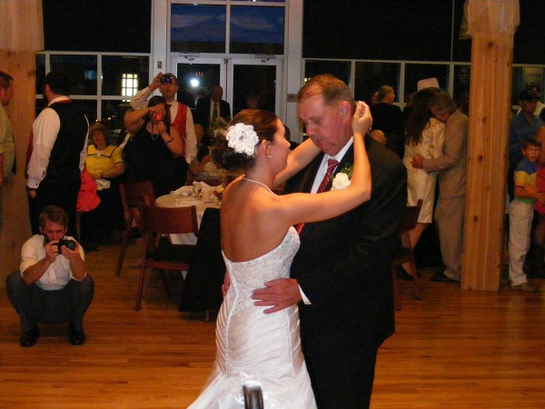 Picking a Father-Daughter Song for Your Wedding Reception - The Pink - wedding music for reception