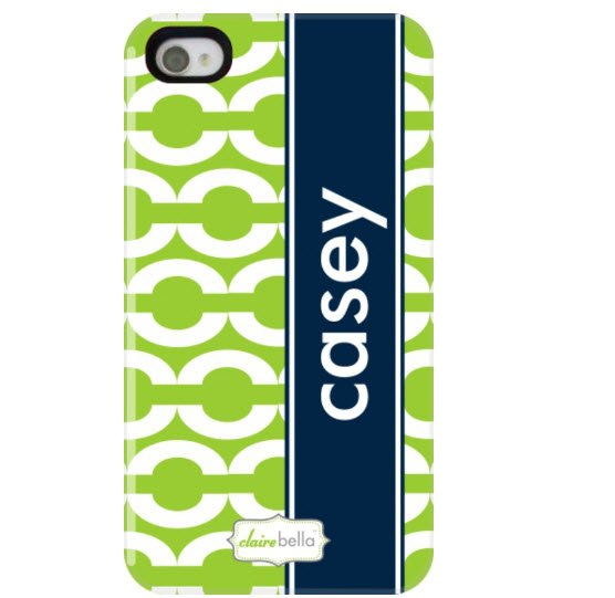 monogrammed ipod 5 cases