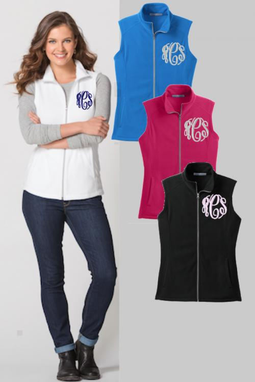 monogram apparel