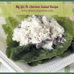 World's BEST Classic Chicken Salad recipe