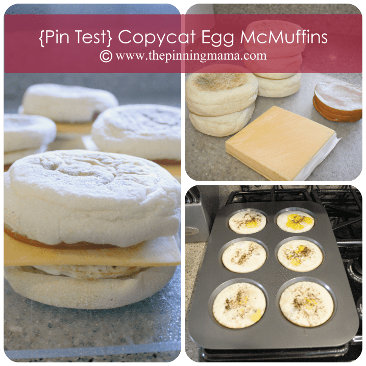 egg mcmuffin, mcdonald's, delicious, easy, healthy