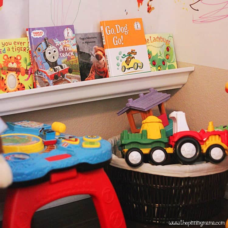 5 Steps To Making A Kid Space In An Adult Room The