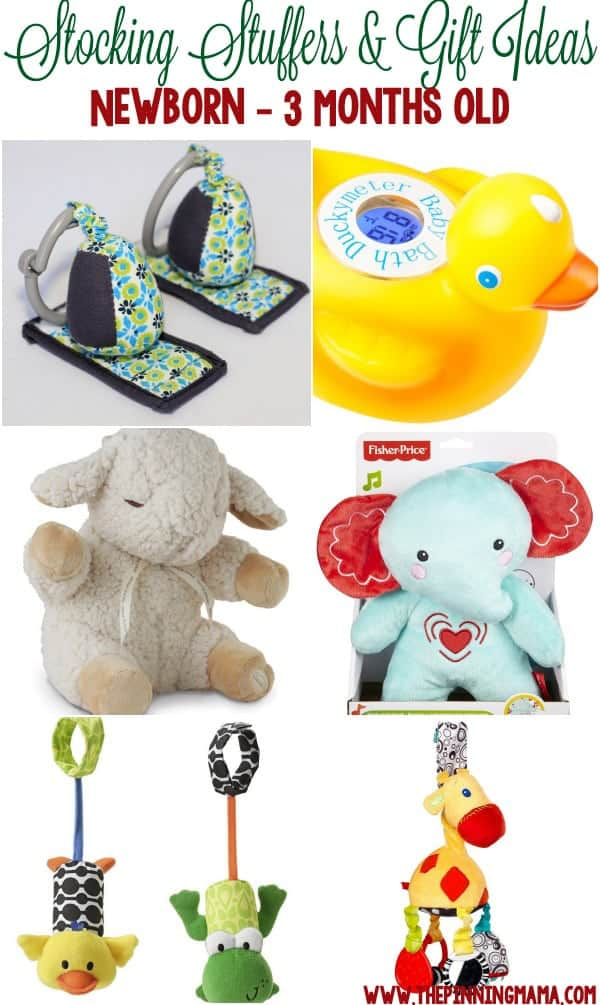 Baby Gift Ideas 6 Month Old : Stocking stuffers small gifts for a baby the pinning mama