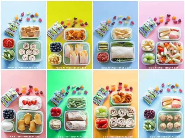 2 Weeks Of No Sandwich Lunch Box Ideas Kids Will Love No