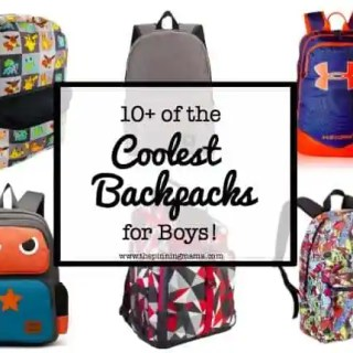 10+ Best Backpacks for Boys | www.thepinningmama.com