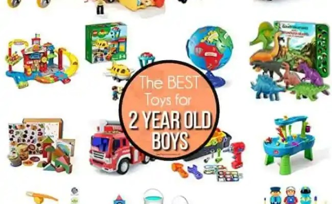 Toys For 2 Year Old Boys The Pinning Mama