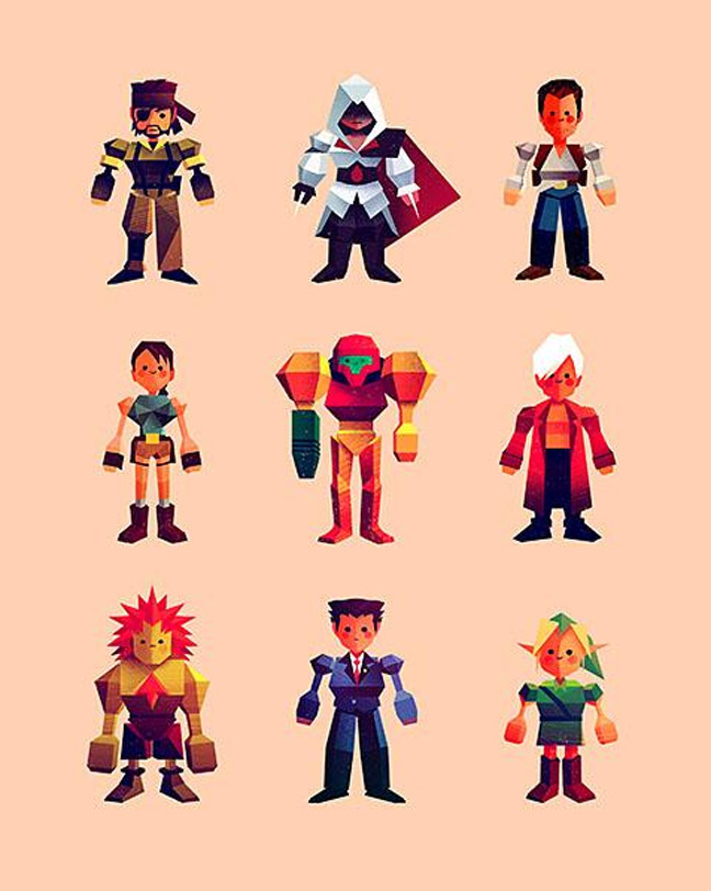 wwwthepixellabnet wp-content uploads 2013 07 Low-Poly-C4D - 3d character animator sample resume