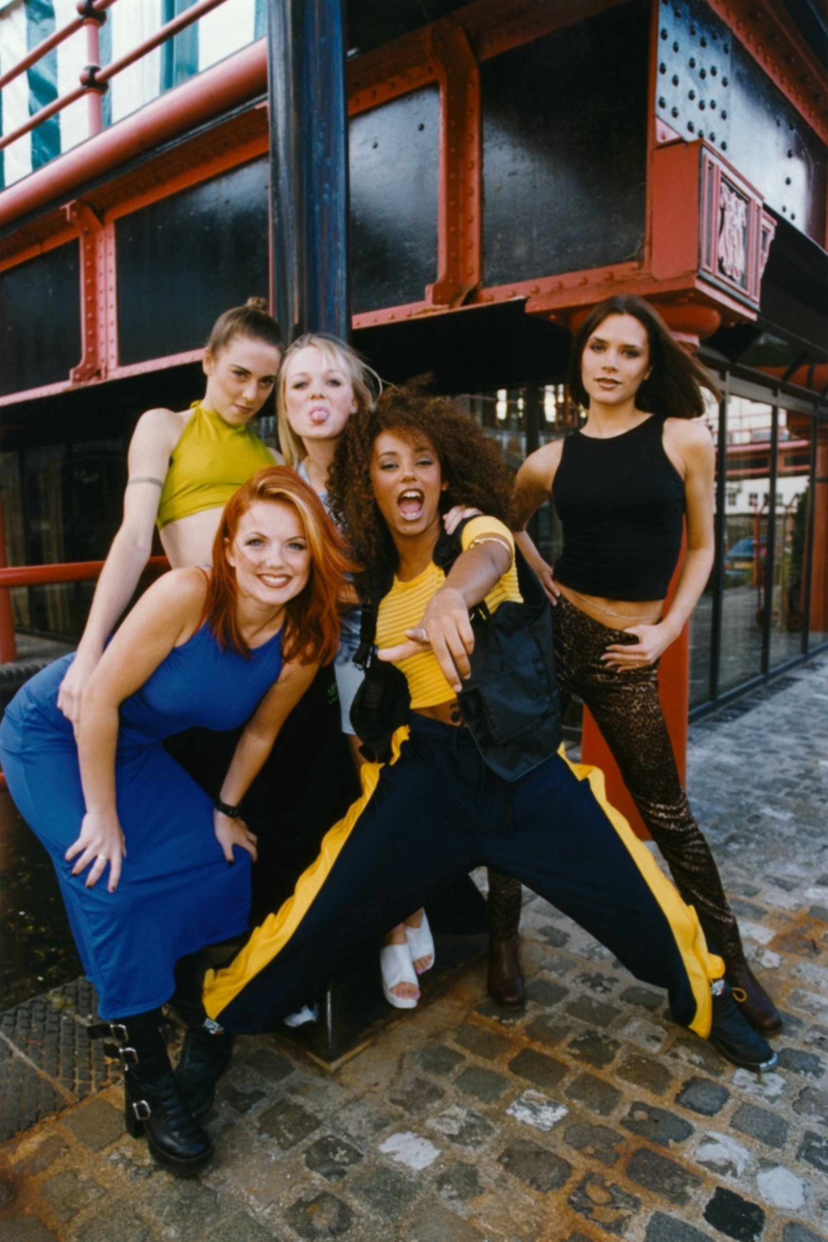Wallpaper About Girls Spice Girls Photo 74 Of 144 Pics Wallpaper Photo
