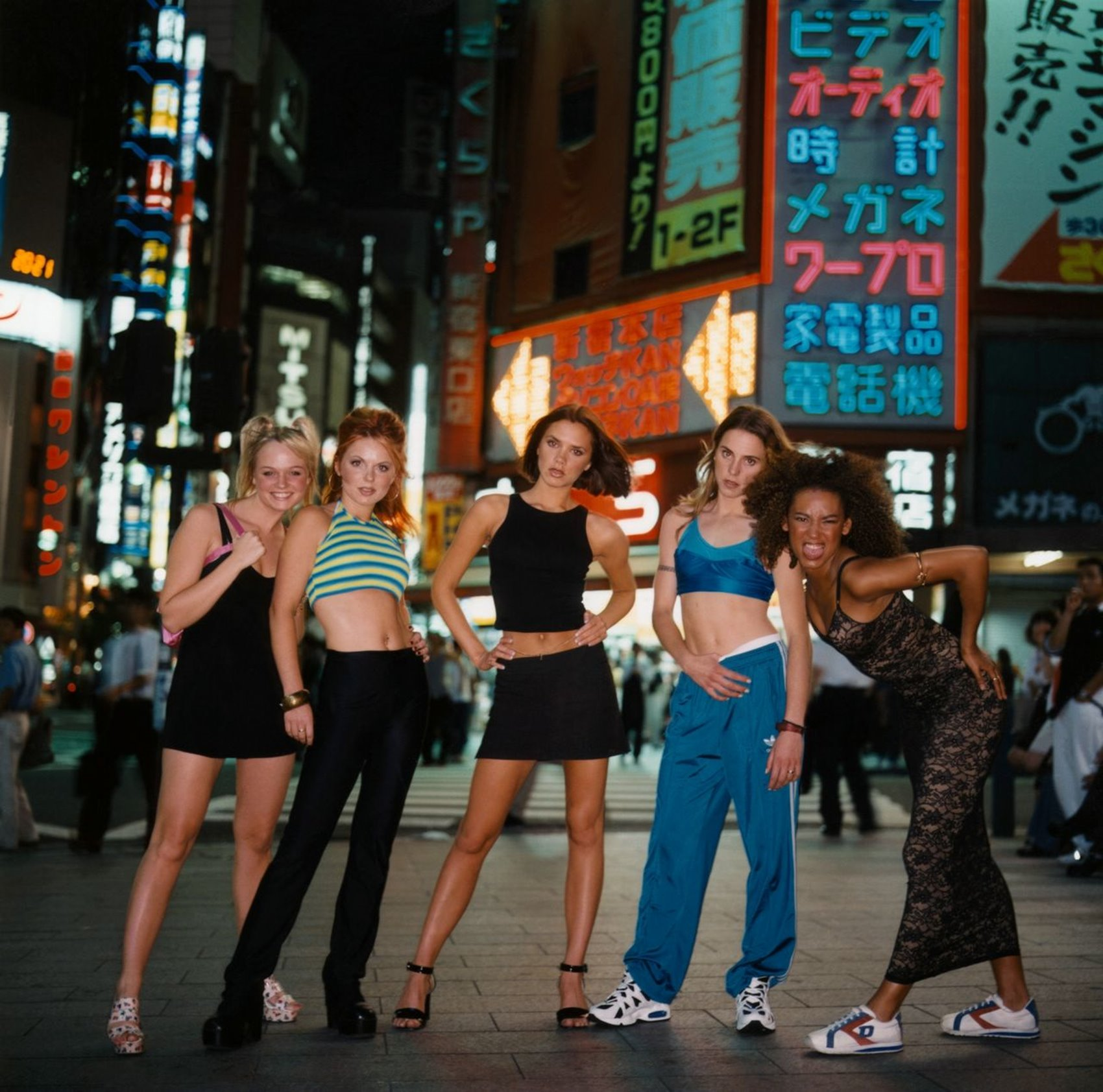 Girl Abs Wallpaper Spice Girls Photo 76 Of 141 Pics Wallpaper Photo