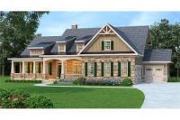 Cape Cod House Plan #104-1192: 5 Bedrm, 4061 Sq Ft Home ...