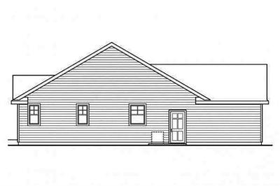 Country - Southern Home with 3 Bedrms, 1884 Sq Ft | Plan #108-1695