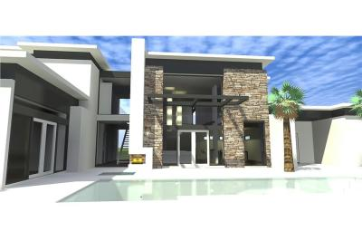 4 Bedrm, 3885 Sq Ft Modern House Plan #116-1080